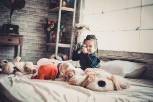 piękny dziecięcy pokój